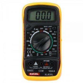 Polimetro XL830L
